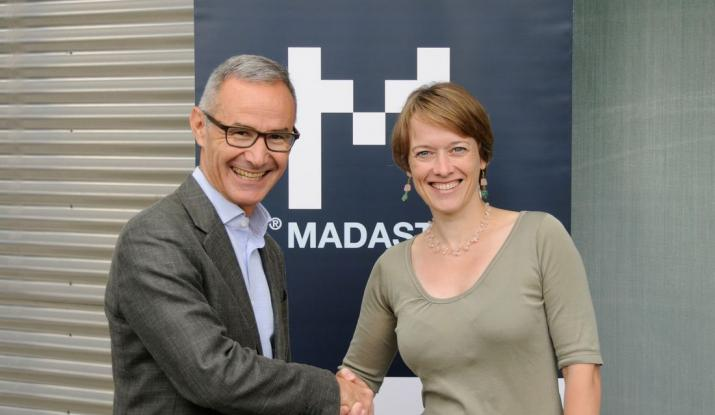 Vigier is the new partner of  Swiss Madaster platform